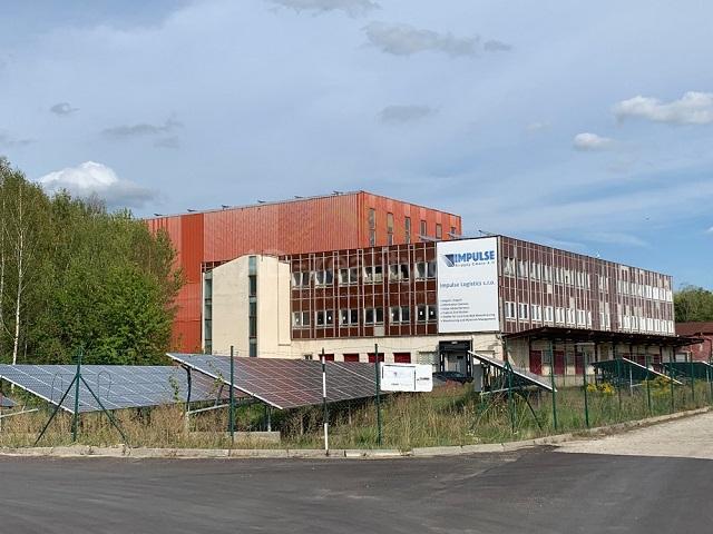 č. 1020:Pronájem haly 5 500 m2 – Újezdeček, okr. TepliceCena: 70 Kč / m2 / měsíc