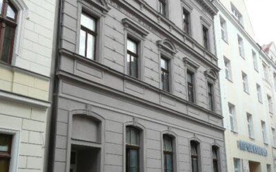 č. 1029:Pronájem nebytových prostor – ulice Českobratrská, TepliceCena: 10 000 Kč / měsíc + energie