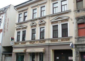 č. 414:Komerční budova, Teplice