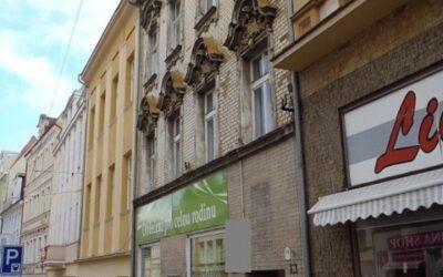 č. 1026:Byt 1+1, Teplice – CentrumCena: Pronajato