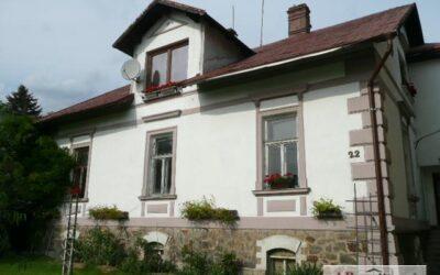 č. 931:Rodinný dům, Hrob, okr. Teplice