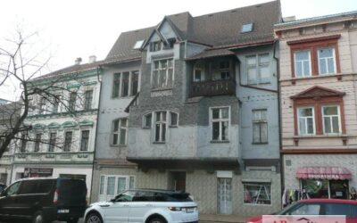 č. 1003:Činžovní dům, Teplice