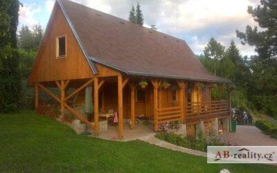 č. 985:Chata, Teplice – Na Lišce